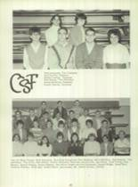 1967 Gustine High School Yearbook Page 64 & 65