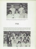 1967 Gustine High School Yearbook Page 66 & 67