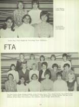1967 Gustine High School Yearbook Page 68 & 69