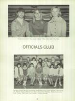 1967 Gustine High School Yearbook Page 72 & 73