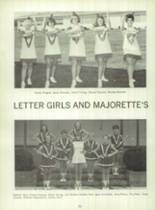 1967 Gustine High School Yearbook Page 76 & 77