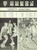 1967 Gustine High School Yearbook Page 92 & 93