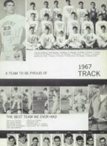1967 Gustine High School Yearbook Page 100 & 101