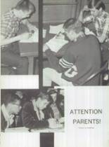 1967 Gustine High School Yearbook Page 116 & 117