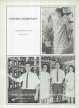 1967 Gustine High School Yearbook Page 124 & 125