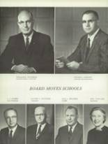 1963 Parsons High School Yearbook Page 10 & 11