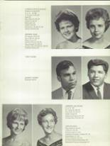 1963 Parsons High School Yearbook Page 20 & 21