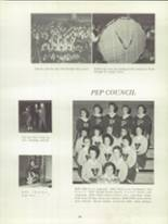 1963 Parsons High School Yearbook Page 52 & 53