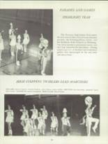 1963 Parsons High School Yearbook Page 66 & 67