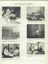 1963 Parsons High School Yearbook Page 74 & 75