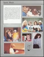 1983 John Glenn High School Yearbook Page 22 & 23