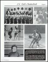 1983 John Glenn High School Yearbook Page 28 & 29