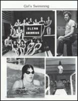 1983 John Glenn High School Yearbook Page 32 & 33