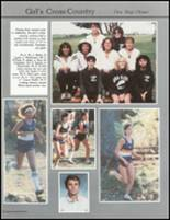 1983 John Glenn High School Yearbook Page 34 & 35