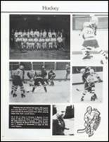 1983 John Glenn High School Yearbook Page 54 & 55