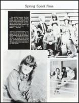 1983 John Glenn High School Yearbook Page 56 & 57