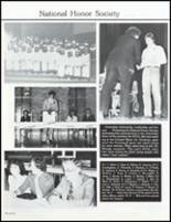 1983 John Glenn High School Yearbook Page 82 & 83