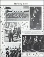 1983 John Glenn High School Yearbook Page 84 & 85