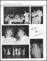 1983 John Glenn High School Yearbook Page 102 & 103