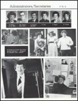 1983 John Glenn High School Yearbook Page 106 & 107