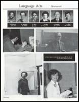 1983 John Glenn High School Yearbook Page 108 & 109