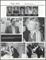 1983 John Glenn High School Yearbook Page 114 & 115