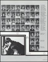 1983 John Glenn High School Yearbook Page 122 & 123