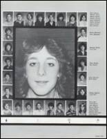 1983 John Glenn High School Yearbook Page 138 & 139
