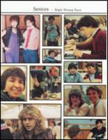 1983 John Glenn High School Yearbook Page 148 & 149