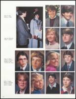 1983 John Glenn High School Yearbook Page 154 & 155