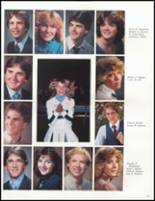 1983 John Glenn High School Yearbook Page 156 & 157