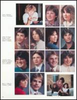 1983 John Glenn High School Yearbook Page 160 & 161