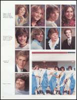 1983 John Glenn High School Yearbook Page 166 & 167