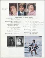 1983 John Glenn High School Yearbook Page 172 & 173