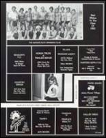 1983 John Glenn High School Yearbook Page 174 & 175