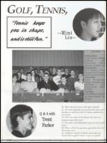 1999 Mountain Home High School Yearbook Page 104 & 105