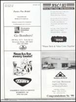 1999 Mountain Home High School Yearbook Page 164 & 165