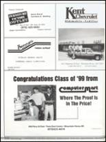 1999 Mountain Home High School Yearbook Page 170 & 171