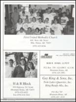 1999 Mountain Home High School Yearbook Page 192 & 193