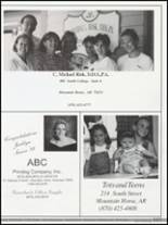 1999 Mountain Home High School Yearbook Page 196 & 197