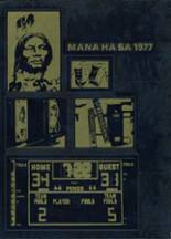 1977 Yearbook Meridian High School