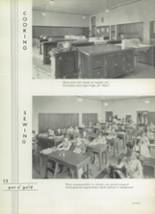 1933 DeVilbiss High School Yearbook Page 20 & 21