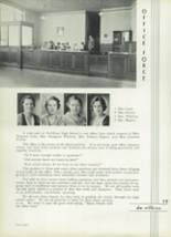 1933 DeVilbiss High School Yearbook Page 32 & 33