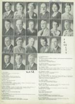 1933 DeVilbiss High School Yearbook Page 34 & 35