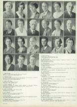 1933 DeVilbiss High School Yearbook Page 36 & 37