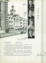 1933 DeVilbiss High School Yearbook Page 40 & 41