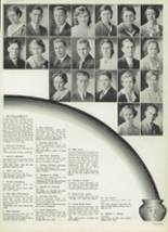 1933 DeVilbiss High School Yearbook Page 50 & 51