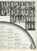 1933 DeVilbiss High School Yearbook Page 52 & 53