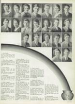 1933 DeVilbiss High School Yearbook Page 54 & 55