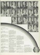 1933 DeVilbiss High School Yearbook Page 58 & 59